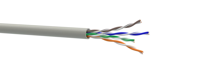 Одесса кабель  UTP CAT-5E White