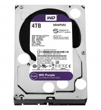 Western Digital Purple 4TB 64MB 5400rpm