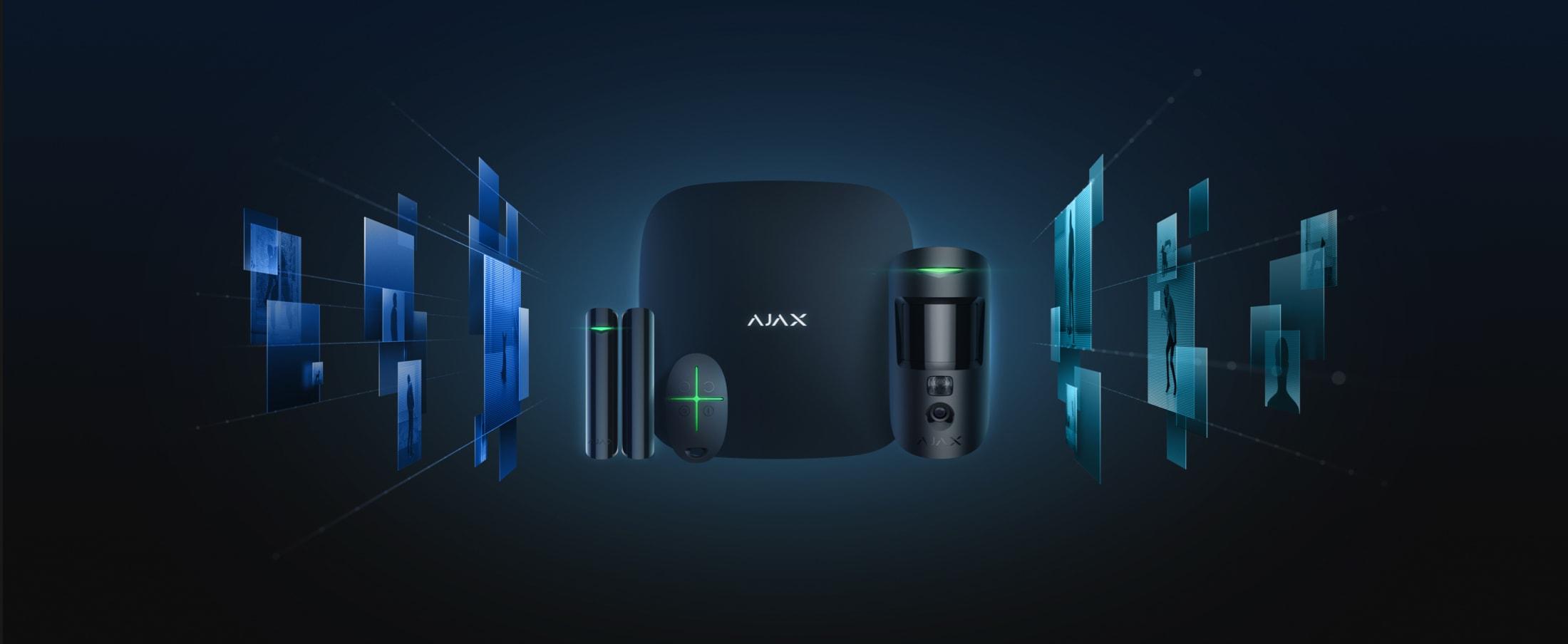 Ajax StarterKit Cam
