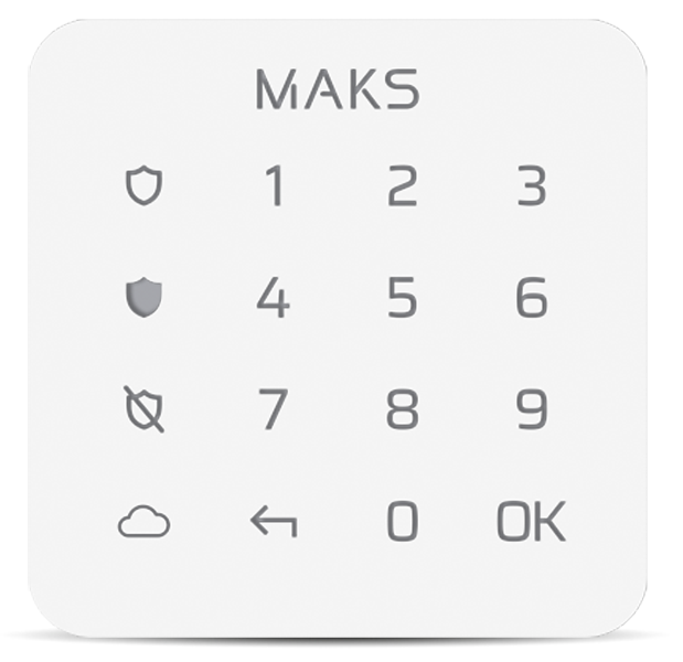 Клавиатура MAKS Keypad mini