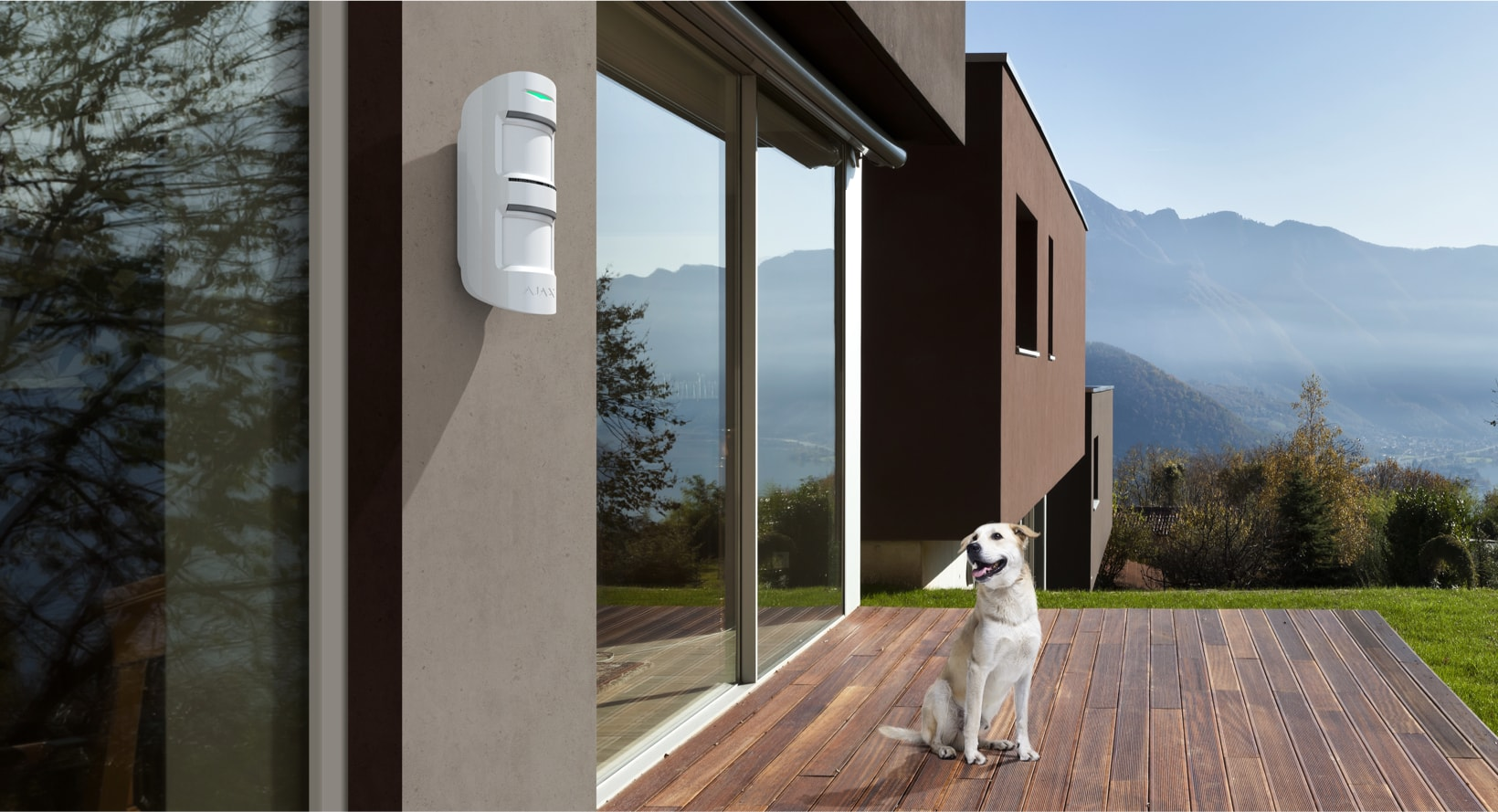 Ajax MotionProtect Outdoor